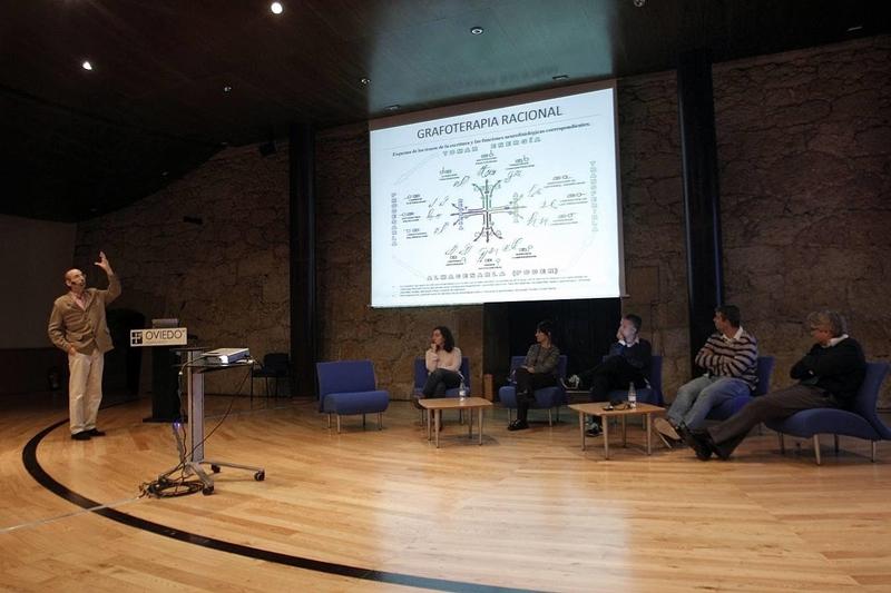 Ramón Mandado Reeducación escritural y Grafología Racional